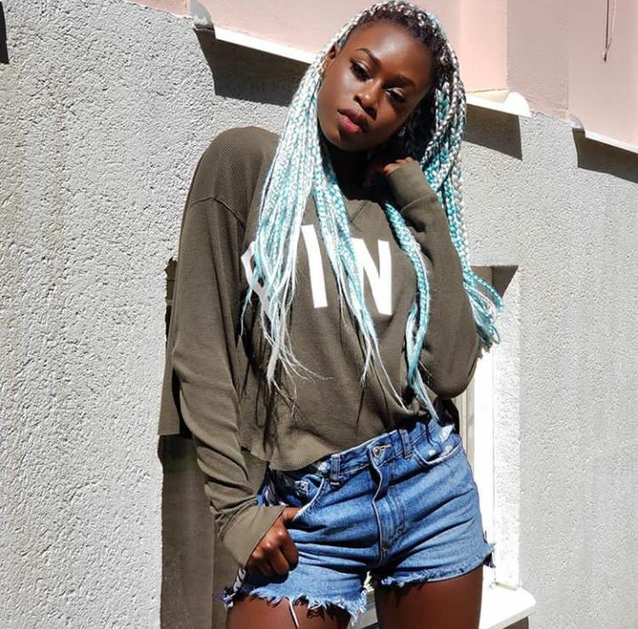 8 Photos :Mame Diarra Sen Petit Gallé, swagg-girl