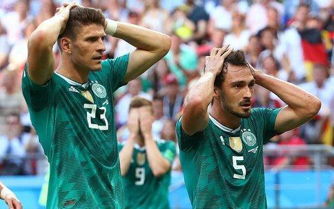 Mondial Russie 2018: Hummels se lâche sur l'Allemagne !