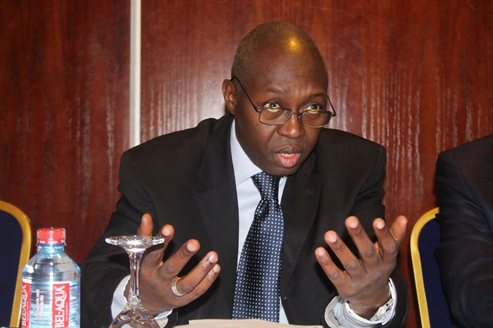 Mamadou Lamine Diallo à Amadou Ba « M. le ministre, vous êtes malheureux, parce que vous faites des choses auxquelles vous ne croyez pas »