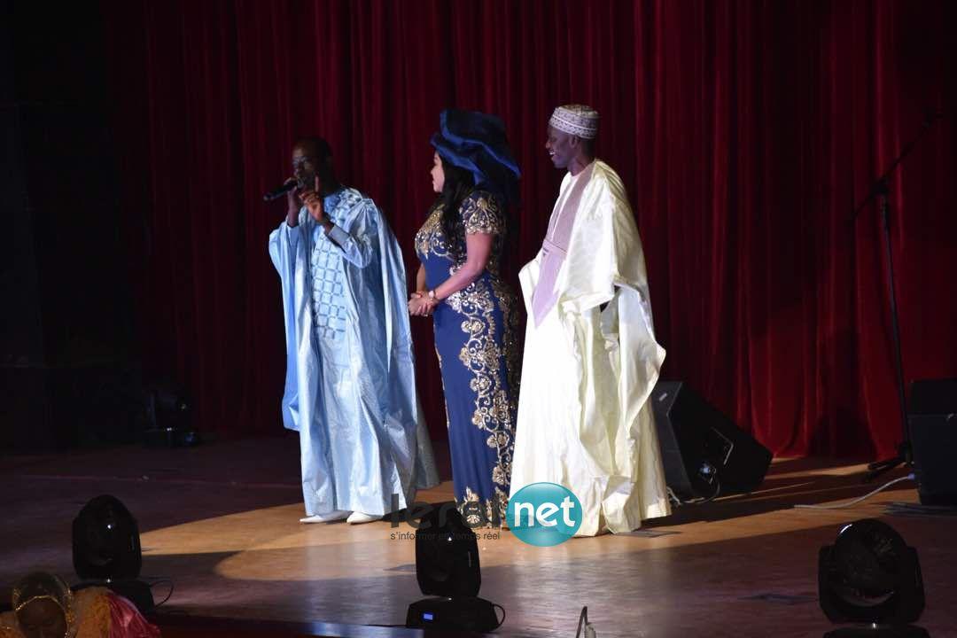 21 Photos: Anniversaire de Fatou Guéweul au Grand Théâtre