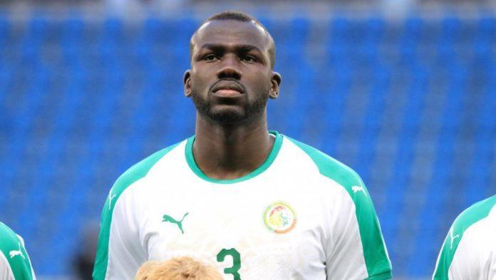 Élimination des « Lions » : Kalidou Koulibaly parle aux Sénégalais