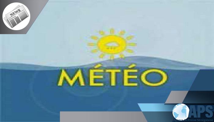 Météo: Orages et pluies sur le Sud, temps plutôt clément sur le littoral (ANACIM)