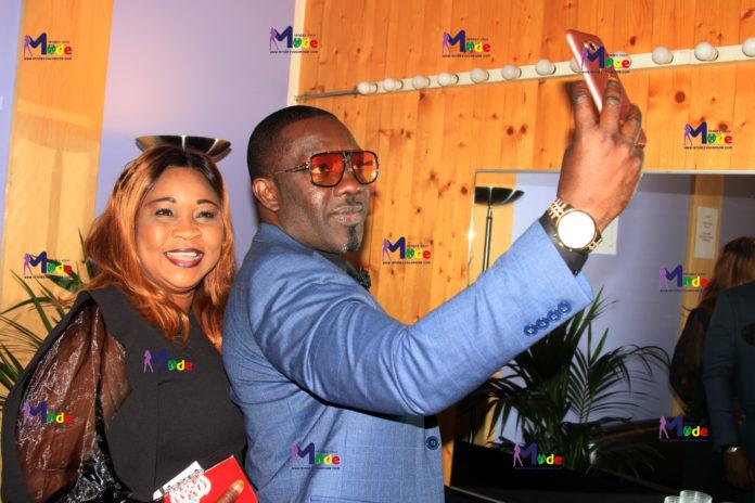 Photos : Mbaye Dièye Faye et Mame Ndiaye version selfie,