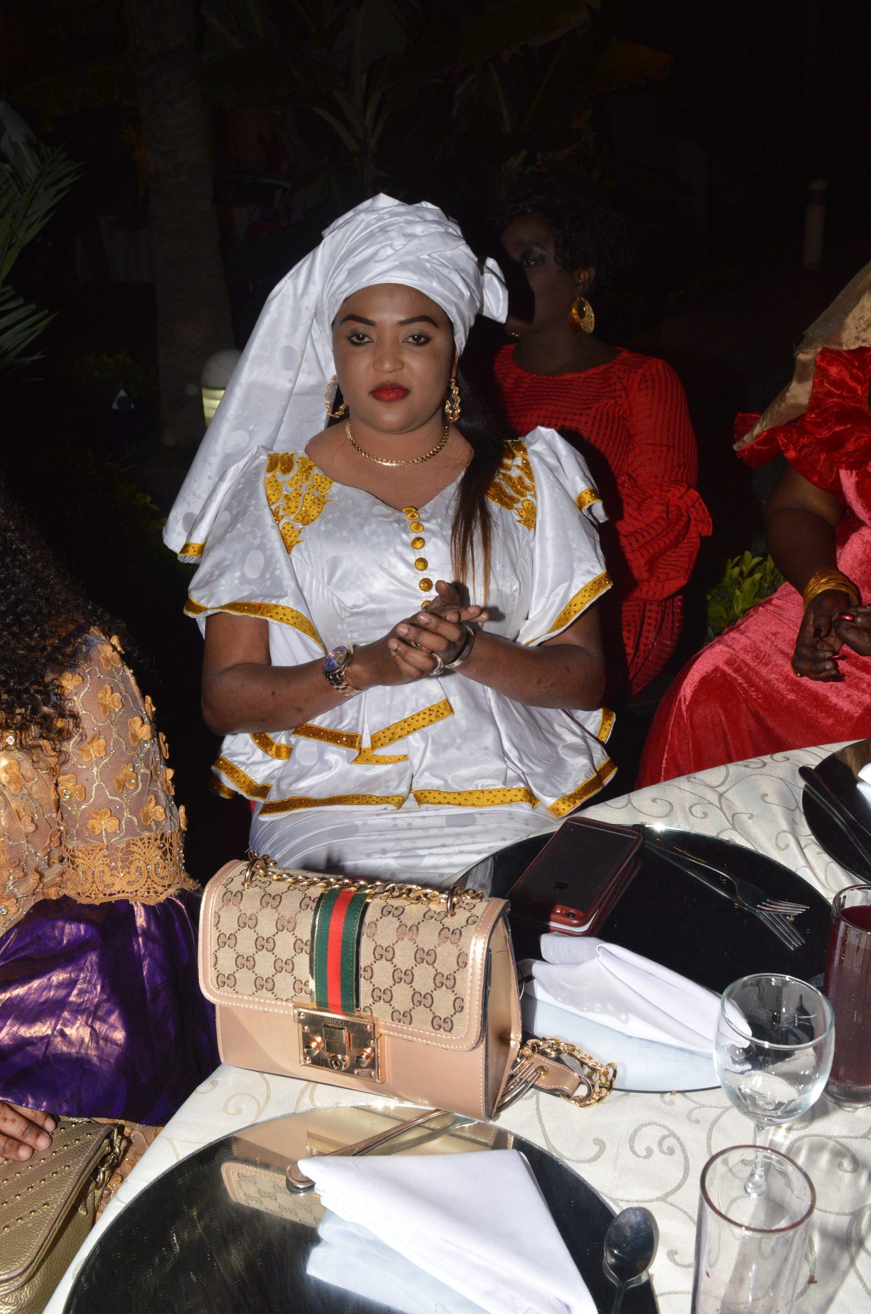 Photos : Alima Ndione, blanc de lait, khalé bou ndaw