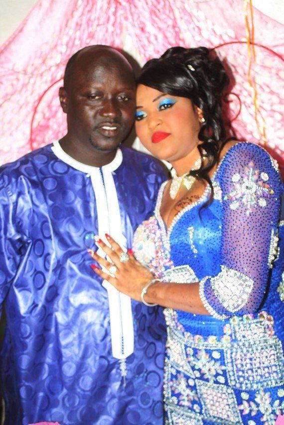 Photos : Alima Ndione SEN TV, instant câlin avec ....
