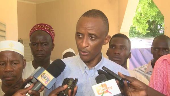 « Des gens souhaitaient l'échec du Sénégal », Abdoulaye Sow, 2ème Vice-président de la FSF