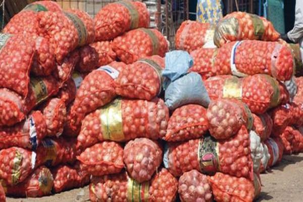 Approvisionnement du marché national: 150 tonnes d'oignon, attendues pour la Tabaski