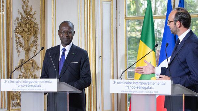 « Le Sénégal depuis son indépendance, n'a jamais connu la famine » (Premier ministre)