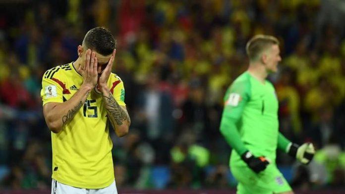 Mateus Uribe et Carlos Bacca ont été menacés de mort sur les réseaux sociaux après l'élimination en huitième de finale face à l'Angleterre mardi.