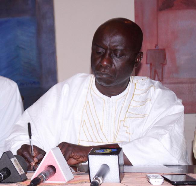 Idrissa Seck écrit à l'Ambassadeur des USA au Sénégal