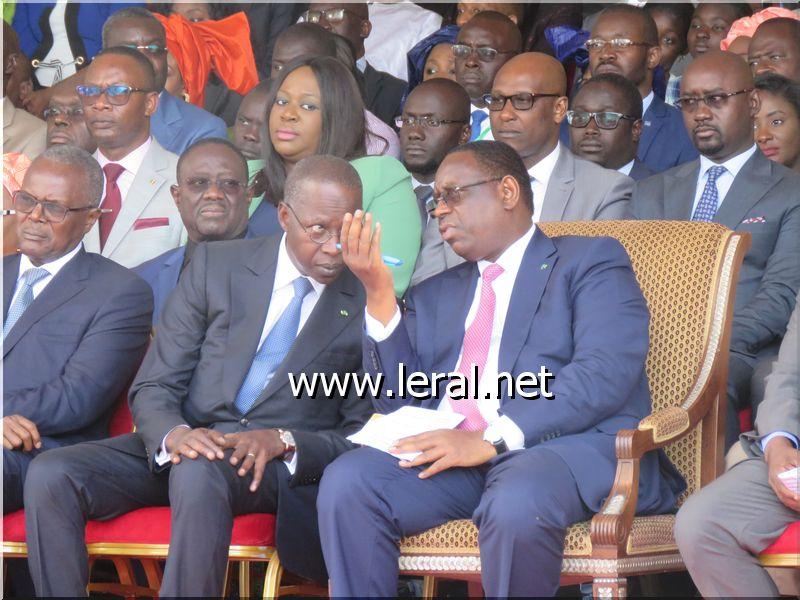 Macky Sall veut bâtir une véritable économie du pétrole et du gaz