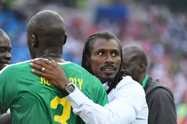 """Aliou Cissé, sélectionneur des """"Lions"""" : """"J'ai envie de rester..."""""""