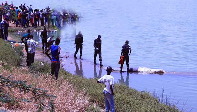 Un homme meurt par noyade à Tamba