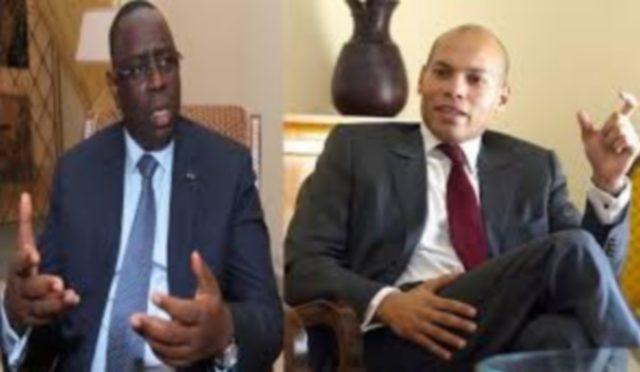 Les partisans de Karim WADE déclarent « la guerre totale » à Macky Sall et Aly Ngouille Ndiaye
