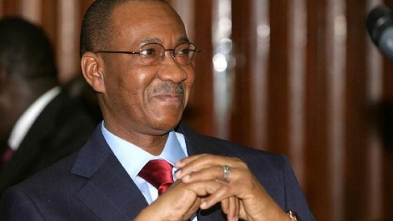 Présidentielle 2019 : La candidature de Hadjibou Soumaré annoncée