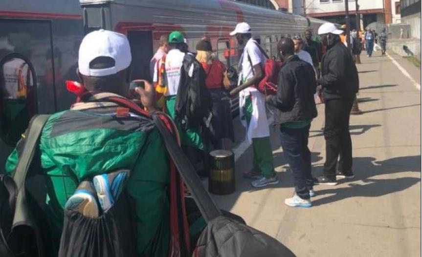 Mondial et émigration clandestine : une dizaine de Sénégalais « sans papiers » interceptés à l'aéroport de Moscou
