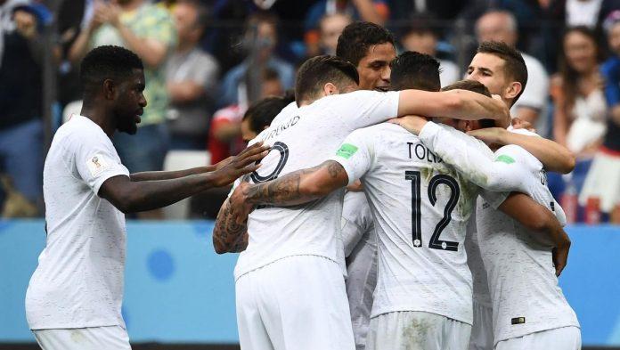 La France bat l'Uruguay et se hisse en demi-finale
