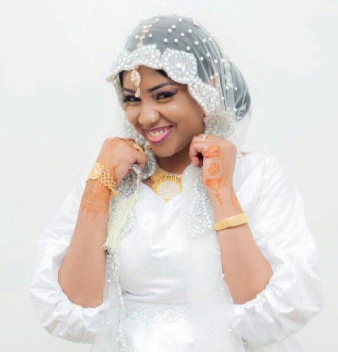 Photos : Tananka Diallo s'est mariée à M.Ndoye