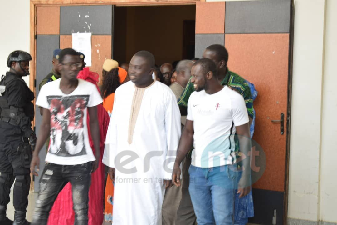 18 photos : Les images du procès en appel de Khalifa Sall