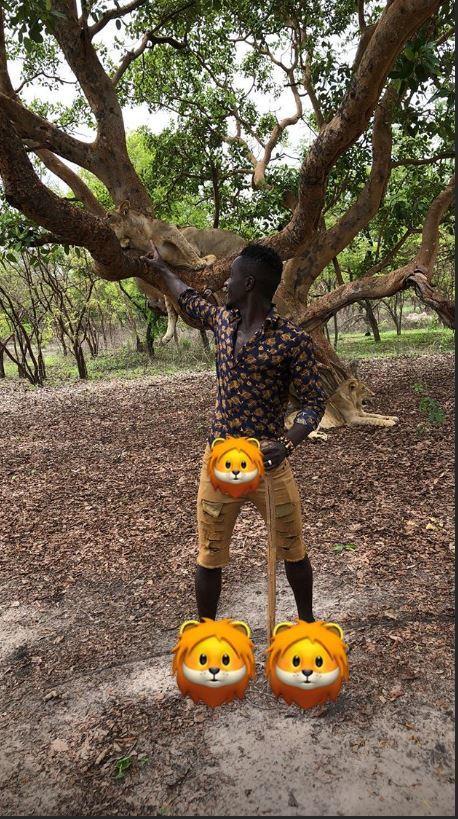 Arrêt sur image : Quand le Lion Idrissa Gana Guèye rencontre d'autres Lions !