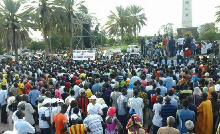 Marche de l'opposition : « Macky Sall symbolise l'incompétence »