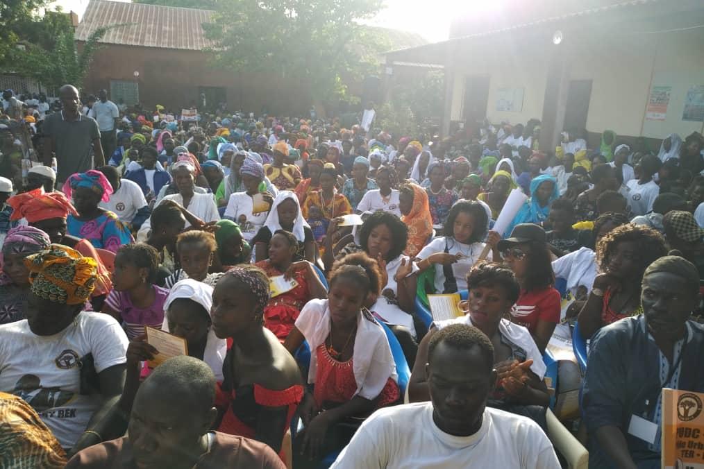 Parrainage : Mamadou Kassé sensiblise ses militants et prêche l'unité des responsables