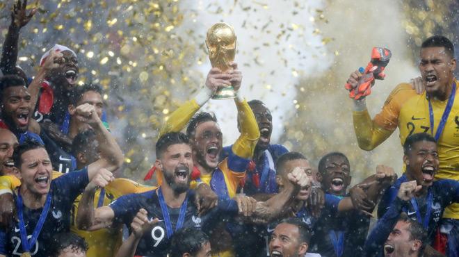 Combien vont toucher les Bleus champions du monde
