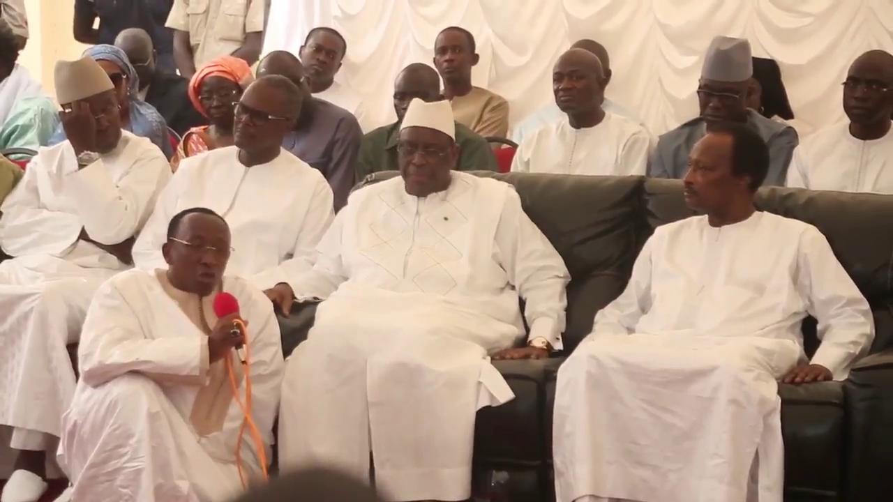 Macky Sall  parle de sa relation avec Baba Diao