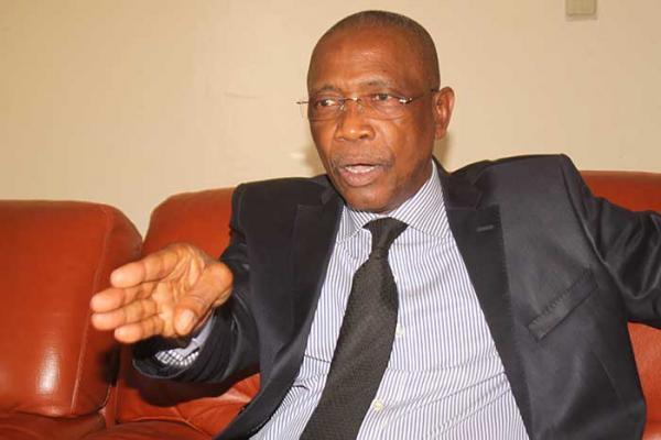 El Hadji Hamidou Kassé, chargé de la communication de la Présidence