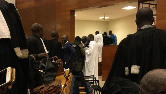 Refus de se plier à la Cedeao: Des avocats de Khalifa Sall brandissent l'arme de la CPI