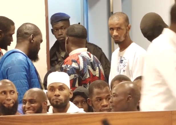 Procès pour terrorisme:  5 ans à 15 ans de travaux forcés pour douze co-accusés d'Imam Ndao