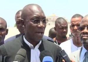 """Me Amadou Sall révèle : """"Une réunion secrète a été tenue au palais pour parler de Khalifa Sall"""""""