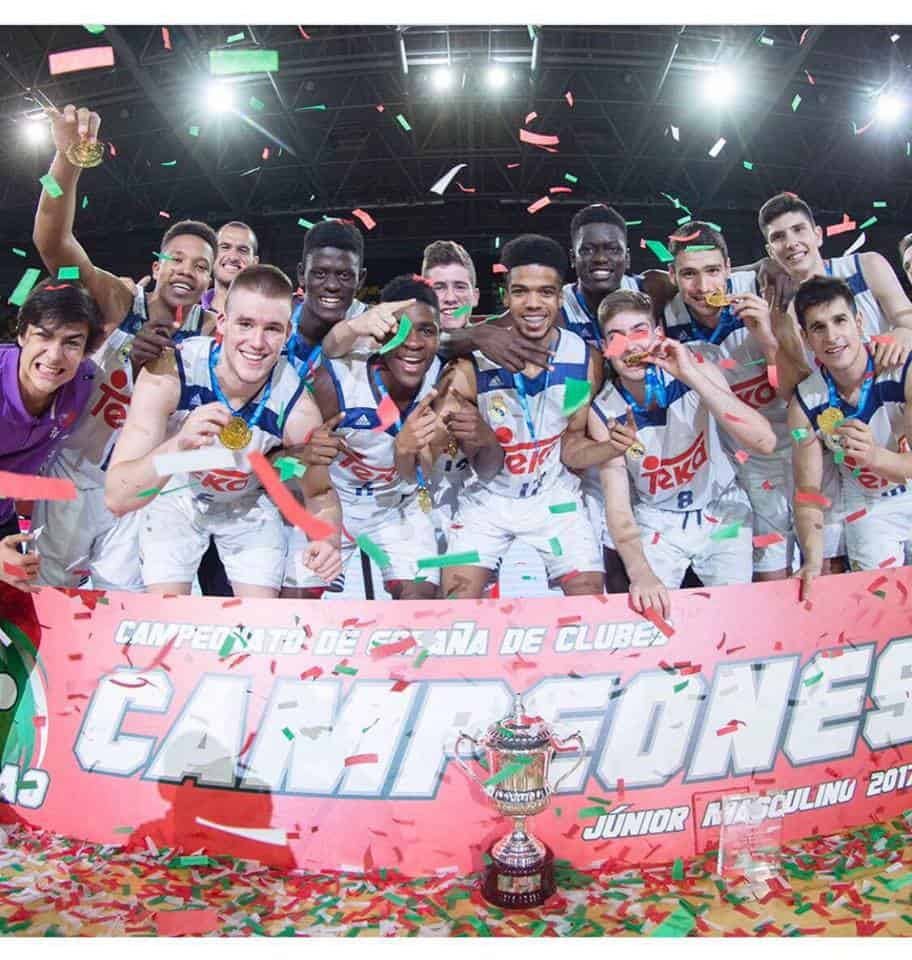 Amar Sylla-Ailier du Real de Madrid: « Je suis fier de porter le maillot du Sénégal et je veux remporter l'Afrobasket U 18 »