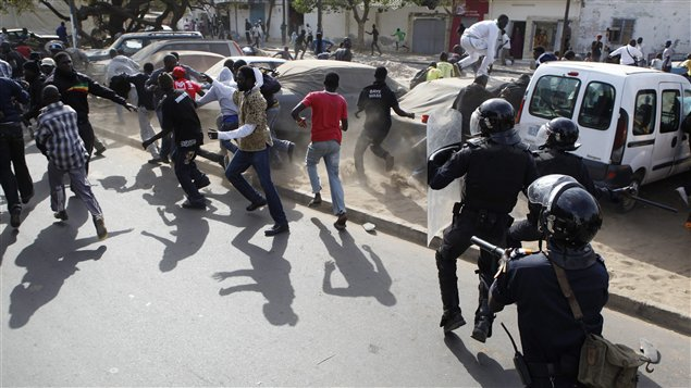Thiaroye: Le Commissariat attaqué après la mort d'un suspect