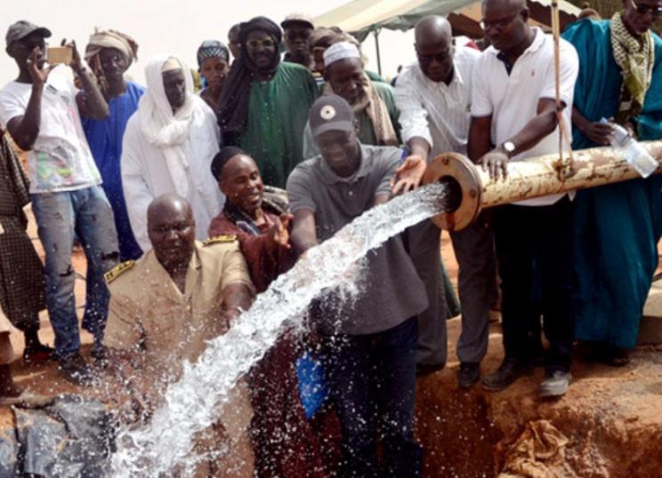 Al hamdoulilahi : L'eau coule vers Dakar