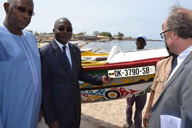SENEGAL- Quelque 19 009 pirogues ont été immatriculées sur les 20 000 embarcations recensées au Sénégal