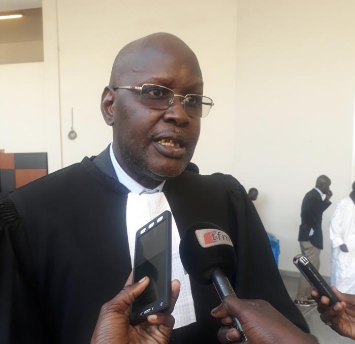 """Me Khassimou Touré : """"Ce procès n'a plus d'objet du point de vue de la morale et de la légitimité"""""""