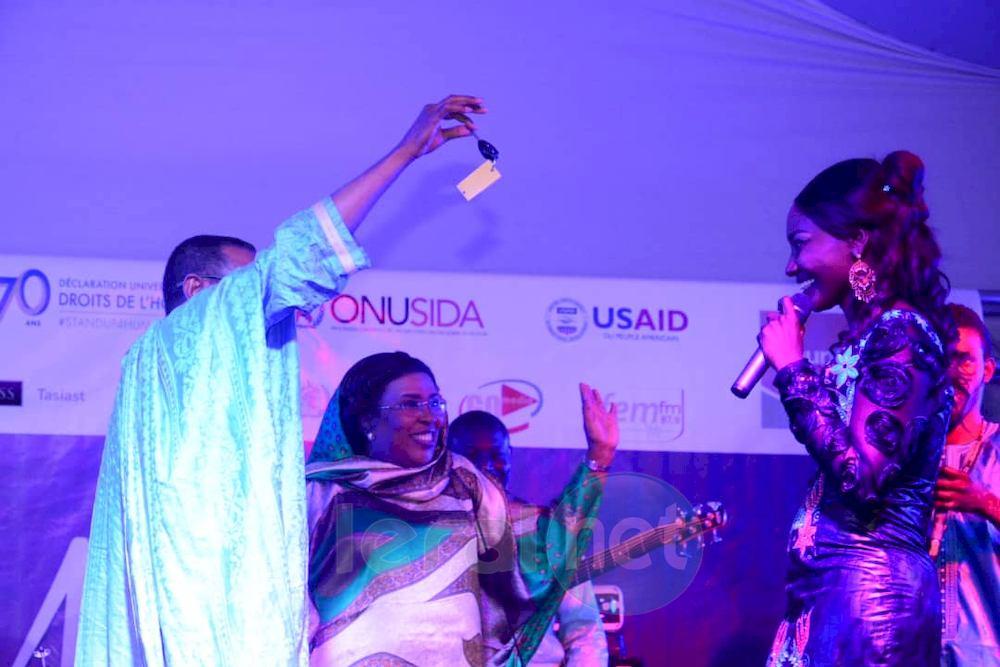 Photos: Dîner de Gala très coloré de Coumba Gawlo dans une symbiose nationale inégalée ( Nouakchott)