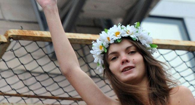 La co-fondatrice des Femen, Oksana Chatchko s'est suicidée