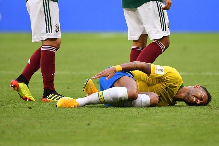 Neymar : « Je ne voulais plus voir de ballon »