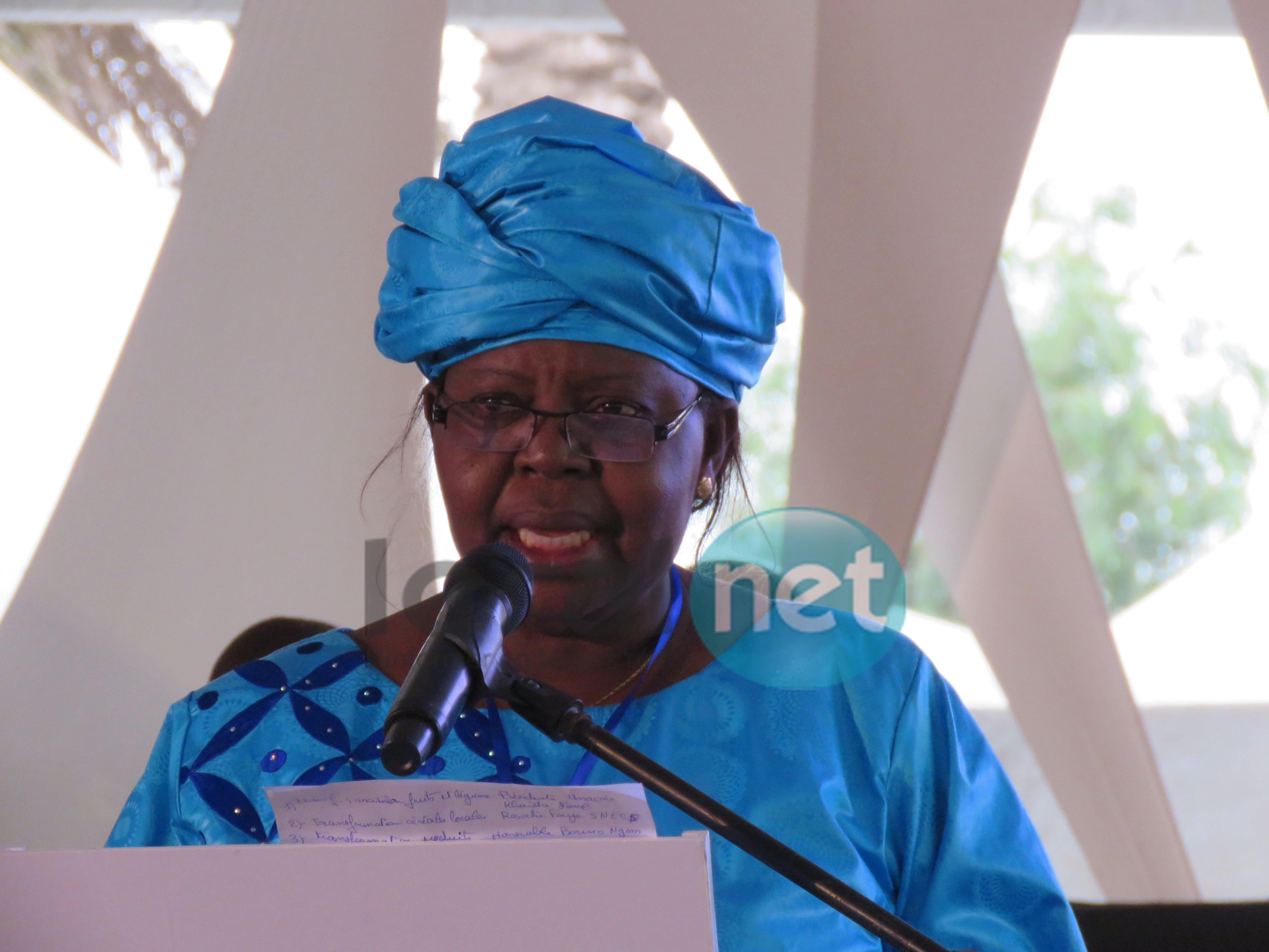 Photos : L'Assemblée Générale de Partage des Initiatives de la Plateforme des Femmes « AND JEEGO »