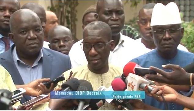 """L'opposition à l'Evêque de Dakar: """"Demain, s'il y a problème dans le pays, sachez que c'est Macky Sall"""""""
