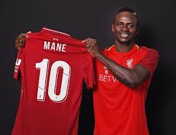 Sadio Mané : « le numéro 10 m'a toujours porté chance »