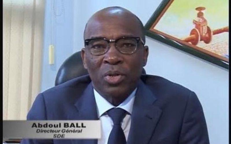 """Abdoul Baal, Directeur SDE: """"La cause principale de la pénurie d'eau est le déficit"""""""