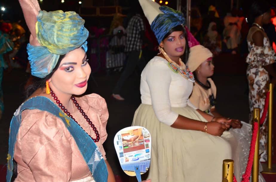 20 photos : Marième Faye Sall, Marième Badiane et Adji Mergane Kanouté à la Nuit de l'Émergence des Femmes de Benno Bokk Yakaar de Saint Louis