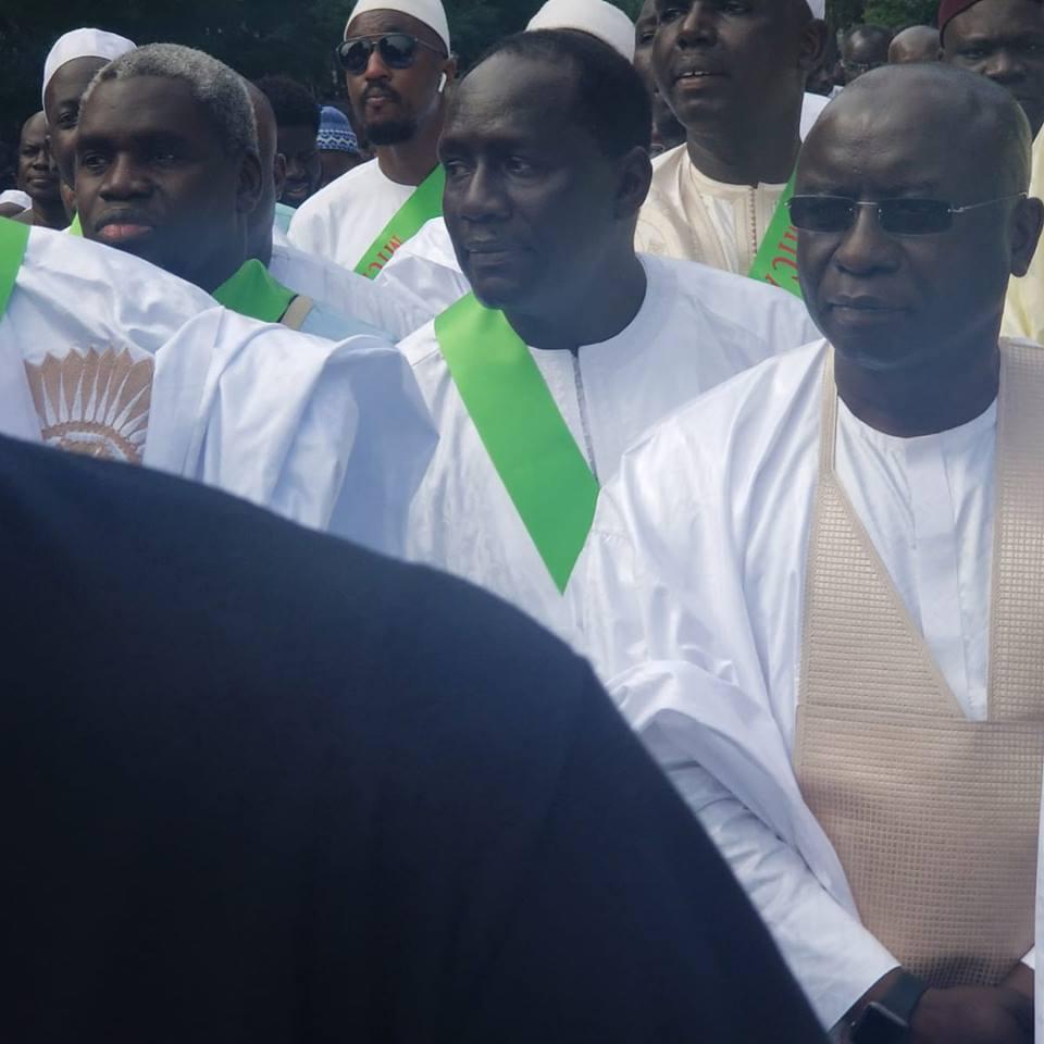 """Photos : Idrissa Seck célèbre le """"Bamba Day"""" aux Etats-Unis, regardez"""