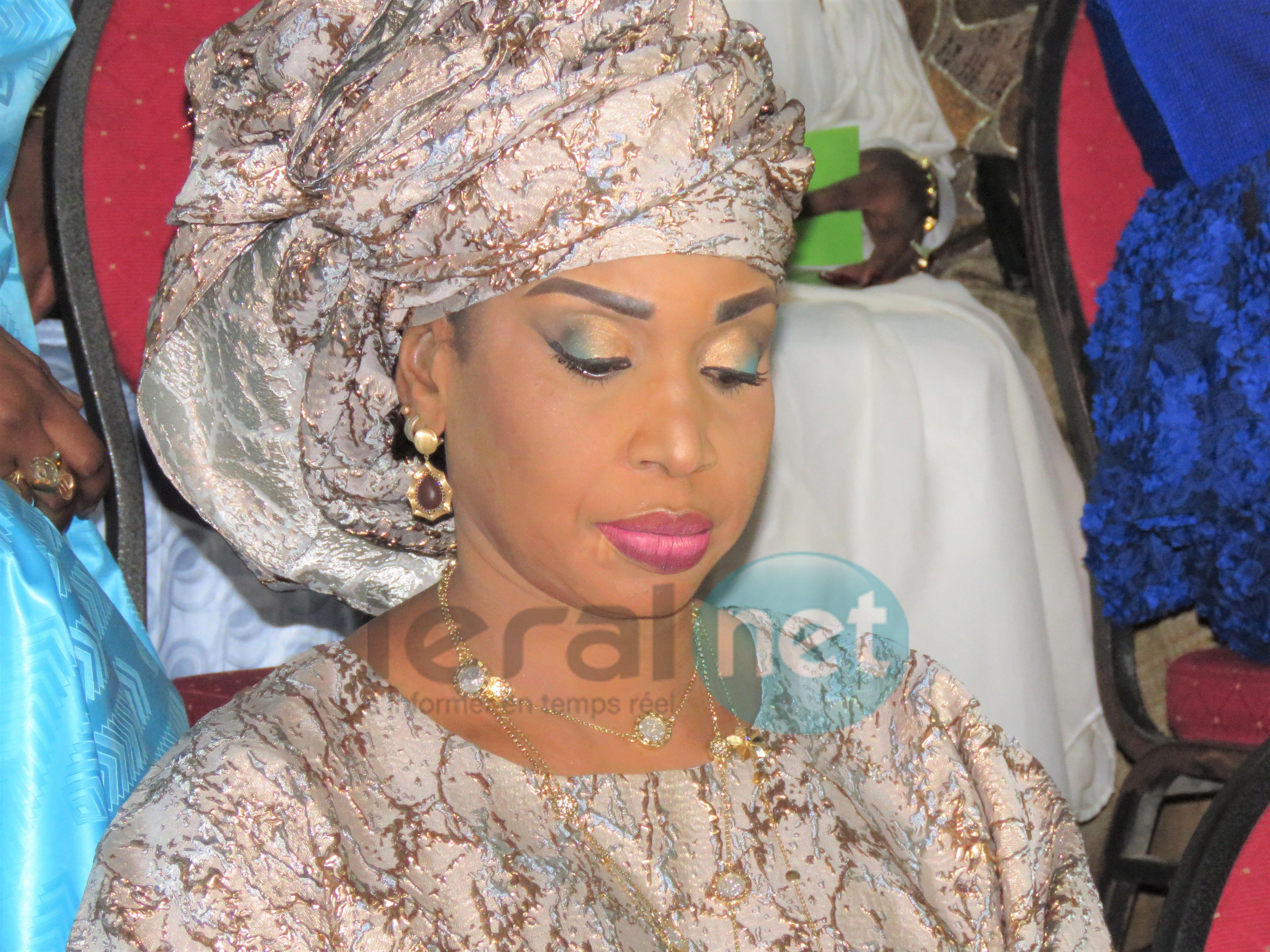 9 photos : Voici Lissa Ndoye, l'épouse de Cheikh Bâ, le DG des Impôts et Domaines