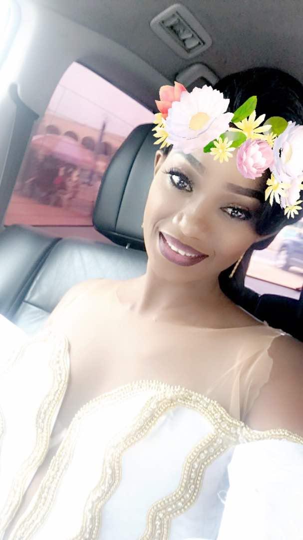 Carnet Blanc: Ndèye Anta Thioune, la sœur de Fama Thioune à dit OUI à Khar Ndoffène Diouf