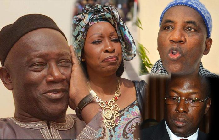 Fada, Ousmane Ngom, Awa Ndiaye… : Réunion des ex-wadistes chez Souleymane Ndéné pour réelire Macky Sall