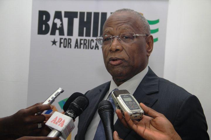 Pr. Abdoulaye Bathily: « si notre approvisionnement en eau dépend pour l'essentiel de cette source de Keur Momar Sarr, il y a problème